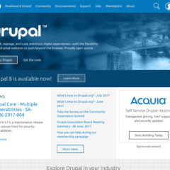Patch Issued for Actively Exploited Drupal Vulnerability