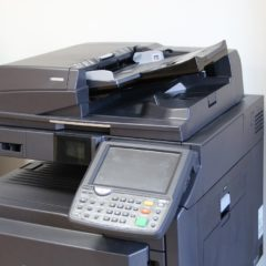 Multi-Function Printers Flaw Risks Password Security